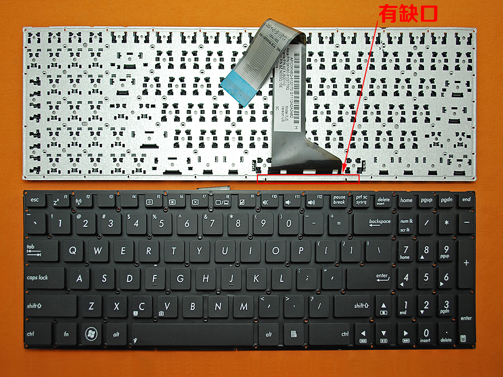 Laptop Keyboards Great Quality Fast Service Page 5 Of 22 Keyboard Asus X540l X540la X540s X540sa X540sc Series Solutions