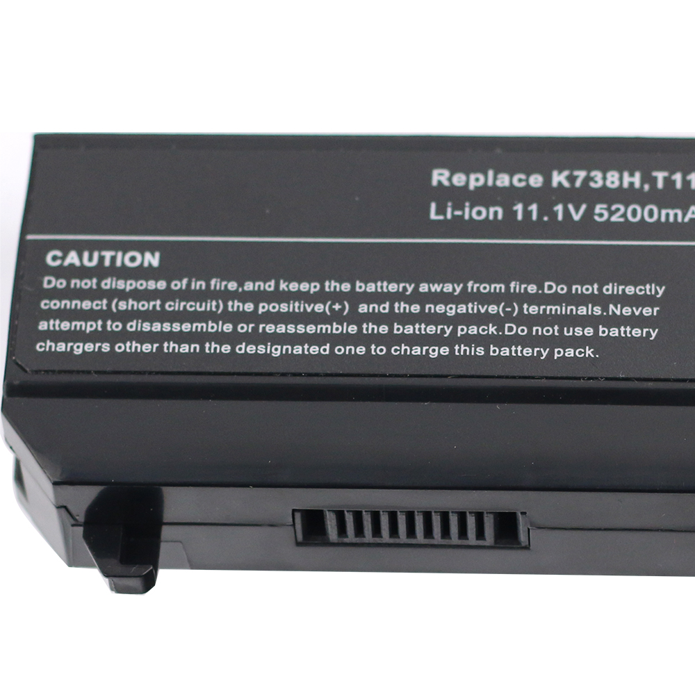 Repl. For DELL LAPTOP BATTERY VOSTRO 1310, 11.1V 4400mAh/ 49Wh ...