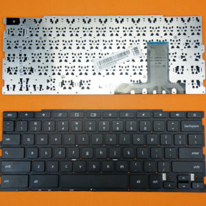 025ccab5922 SAMSUNG CHROMEBOOK SERIES 3, C303C, XE303C12 NO FRAME LAPTOP KEYBOARD BLACK